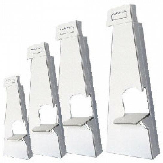 (No. 266272) 5 stuks standaard 130mm wit