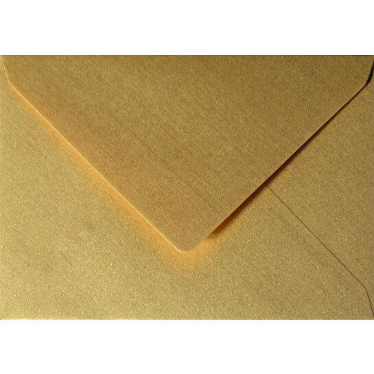(No. 263333) 25x envelop Original Metallic 125x140mm Super Gold 120 grams (FSC Mix Credit)