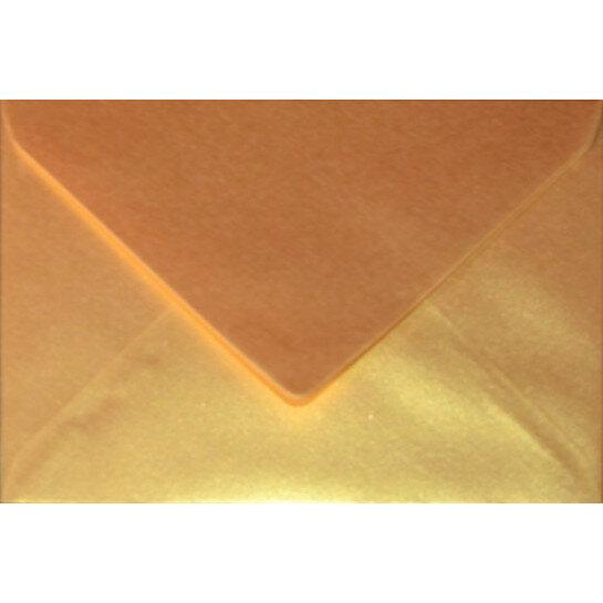 (No. 302339) 6x envelop Original Metallic 114x162m-C6 Gold Pearl 120 grams (FSC Mix Credit)