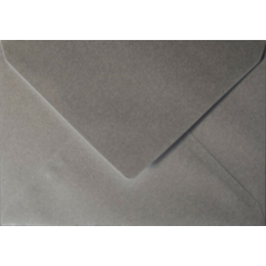(No. 237340) 50x envelop Original Metallic 114x162m-C6 Platinum Pearl 120 grams (FSC Mix Credit)