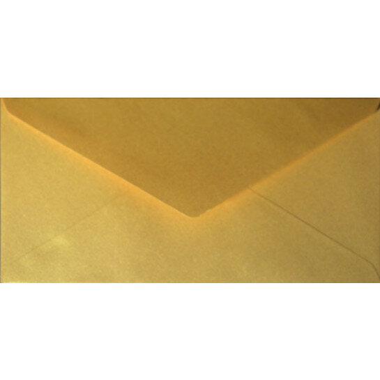 (No. 305333) 3x envelop Original Metallic 110x220mmDL Super Gold 120 grams (FSC Mix Credit)