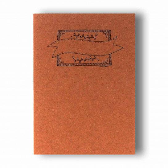 (No. 215800) A5 Oefenblok Handlettering