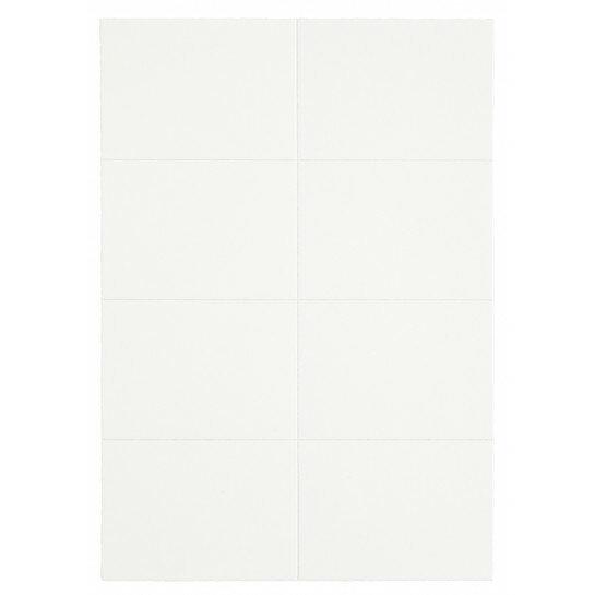 (No. VKOH300) 10x A4 visitekaart Oud Hollands 300 grs - 7.4 x 10.5 - 8 per vel