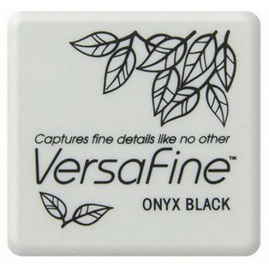 (No. 132015/6082) Versafine inktkussen Onyx black