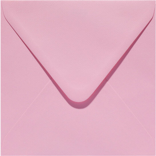 (No. 240959) 50x envelop 160x160mm Original babyroze 105 grams (FSC Mix Credit)