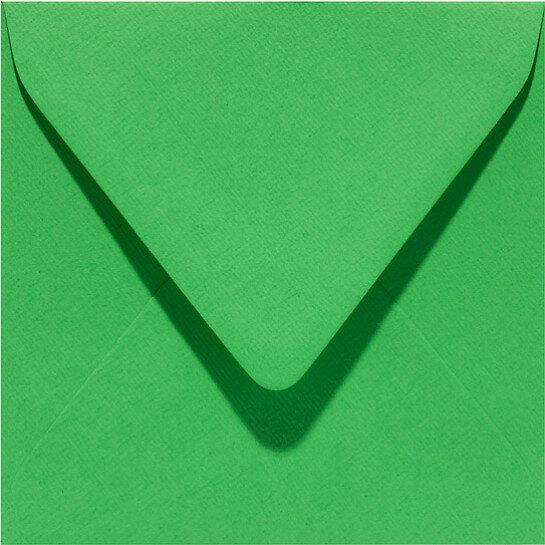 (No. 304907) 6x envelop Original 160x160mm grasgroen 105 grams (FSC Mix Credit)