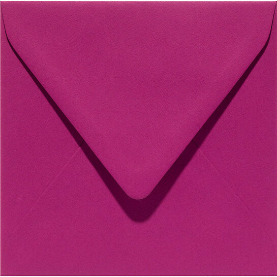 (No. 304913) 6x envelop Original 160x160mm purper 105 grams (FSC Mix Credit)