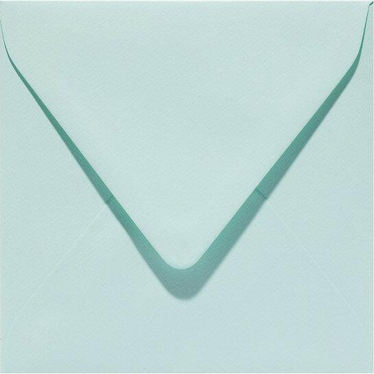 (No. 240917) 50x envelop 160x160mm Original zeegroen 105 grams (FSC Mix Credit)