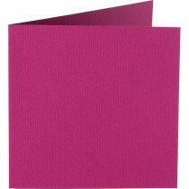 (No. 265913) 50x kaart dubbel staand Original 120x132mm purper 200 grams (FSC Mix Credit)