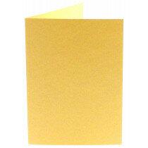 (No. 206963) 50x kaart dubbel staand Original 148x210mm A5 vanille 200 grams (FSC Mix Credit)