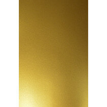 (No. 300333) 6x papier Original Metallic 210x297mm-A4 Super Gold 120 grams