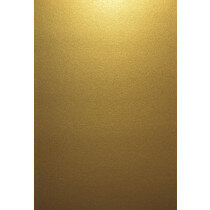 (No. 212339) 100x papier Original Metallic 210x297mm-A4 Gold Platinum 120 grams (FSC Mix Credit)