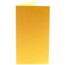 (No. 220963) 50x kaart dubbel staand Original 105x210mm (EA5/6) vanille 200 grams