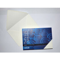 (No. 2358311) 25x envelop 156x220mm-A5 ToPrint ivory 120 grams (FSC Mix Credit)