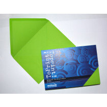 (No. 2358318) 25x envelop 156x220mm-A5 ToPrint grasgroen 120 grams (FSC Mix Credit)