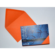 (No. 2378308) 25x envelop 114x162mm-C6 ToPrint orange 120 grams (FSC Mix Credit)