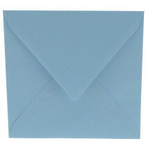 (No. 258964) 50x envelop Original - 140x140mm lichtblauw 105 grams (FSC Mix Credit)
