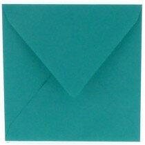 (No. 258966) 50x envelop Original - 140x140mm turquoise 105 grams (FSC Mix Credit)