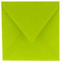 (No. 258967) 50x envelop Original - 140x140mm appelgroen 105 grams (FSC Mix Credit)
