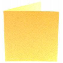 (No. 260963) 50x kaart dubbel Original 132x132mm vanille 200 grams