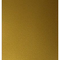 (No. 264333) 25x scrapbook Original Metallic 302x302mm Super Gold 250 grams
