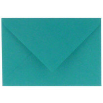 (No. 302966) 6x envelop Original - 114x162mm C6 turquoise 105 grams (FSC Mix Credit)