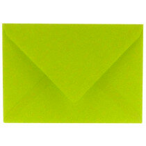 (No. 302967) 6x envelop Original - 114x162mm C6 appelgroen 105 grams (FSC Mix Credit)