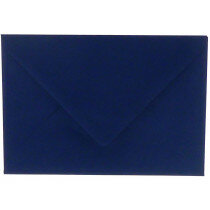 (No. 237969) 50x envelop 114x162mm C6 Original - marineblauw 105 grams (FSC Mix Credit)