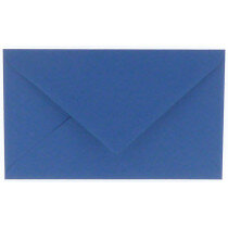 (No. 237972) 50x envelop 114x162mm C6 Original - royal blue 105 grams (FSC Mix Credit)