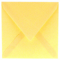 (No. 303963) 6x envelop Original - 140x140mm vanille 105 grams (FSC Mix Credit)