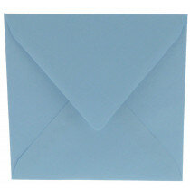 (No. 303964) 6x envelop Original - 140x140mm lichtblauw 105 grams (FSC Mix Credit)