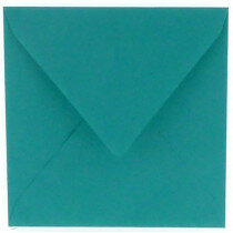 (No. 303966) 6x envelop Original - 140x140mm turquoise 105 grams (FSC Mix Credit)