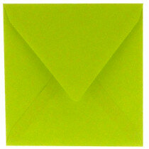 (No. 303967) 6x envelop Original - 140x140mm appelgroen 105 grams (FSC Mix Credit)