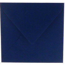 (No. 303969) 6x envelop Original - 140x140mm marineblauw 105 grams (FSC Mix Credit)