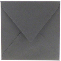 (No. 303971) 6x envelop Original - 140x140mm donkergrijs 105 grams (FSC Mix Credit)