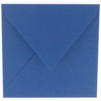 (No. 303972) 6x envelop Original - 140x140mm royal blue 105 grams (FSC Mix Credit)