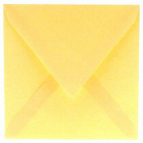 (No. 304963) 6x envelop 160x160mm Original vanille 105 grams (FSC Mix Credit)