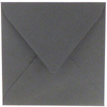 (No. 304971) 6x envelop 160x160mm Original donkergrijs 105 grams (FSC Mix Credit)