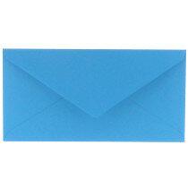 (No. 305965) 6x envelop Original 110x220mm DL korenblauw 105 grams (FSC Mix Credit)