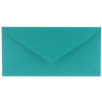 (No. 305966) 6x envelop Original 110x220mm DL turquoise 105 grams (FSC Mix Credit)