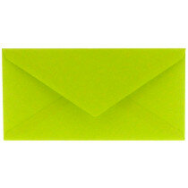 (No. 305967) 6x envelop Original 110x220mm DL appelgroen 105 grams (FSC Mix Credit)