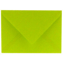 (No. 306967) 6x envelop Original 156x220mm EA5 appelgroen 105 grams (FSC Mix Credit)