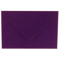 (No. 306968) 6x envelop Original 156x220mm EA5 violetta 105 grams (FSC Mix Credit)