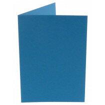 (No. 309965) 6x kaart dubbel staand Original 105x148mm A6 korenblauw 200 grams (FSC Mix Credit)