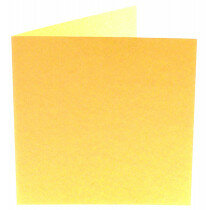 (No. 311963) 6x kaart dubbel staand Original 152x152mm vanille 200 grams (FSC Mix Credit)