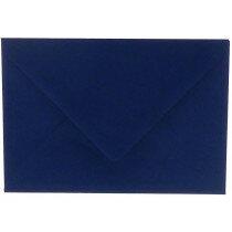(No. 330969) 6x envelop 125x180mm B6 Original marineblauw 105 grams (FSC Mix Credit)