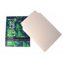 (No. 417215) 5x Kartonnen envelop ToPack 215x270mm - Striplock met tearstrip 450gr