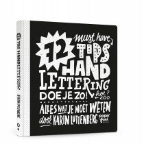 (No. 820605) 72 tips- Handlettering doe je zo!