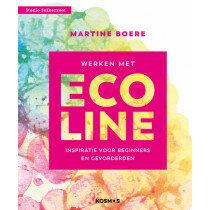 (No. 820901) Werken met ecoline Studio Suikerzoet/Martine Boere