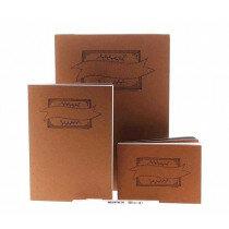 (No. 890900) Actiepakket Handletterbloks A4/A5/A6 + witte Gellypen